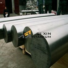 titanium alloy bar weight of round bar from baoji titanium manufacture