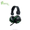 OEM USB 2.0 sound Noise Cancelling LED Effect overhead headset headphone