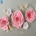 cheap sale hot deals paper flower edible cake decoration