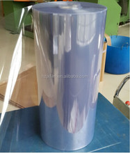 Silver Metalized PVC film/Decoration Polyester film