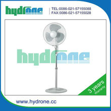 16 inch plastic brand electric stand fan