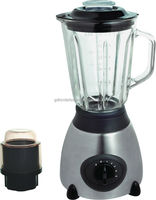 5 speeds ice maker stainless steel food smoothie blender