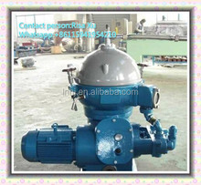 High cost performance fuel oil centrifugal separator with high quality