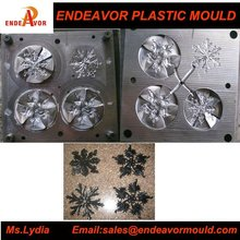 Injection Plastic Decorate Flower Mould