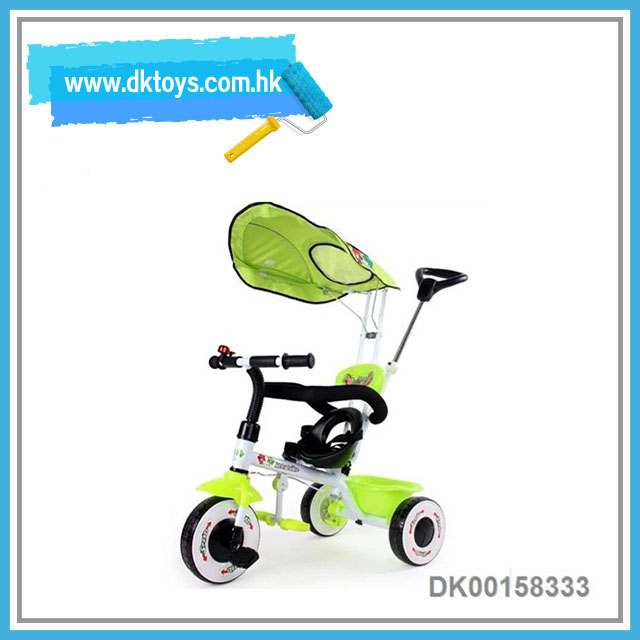 Best Gift Baby Tricycle 3 Wheels Bicycle Kids Car Kids Toy With EN71 ASTM Certificate