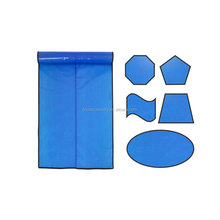 Polycarbonate swimming pool cover fabric intex safety pool cover