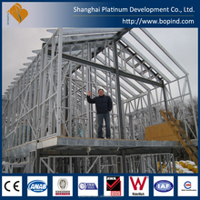 China Luxury Prefabricated House Prices with Light Steel Structure for Sale prefabricada Villa