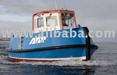 Small Tug Boat(Harbour Tug) 9mt