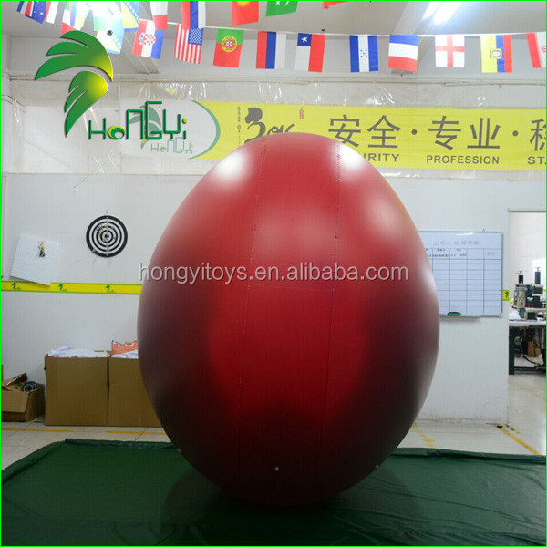 Outdoor Floating Advertising Decoration Inflatable Helium Clear PVC Balloon