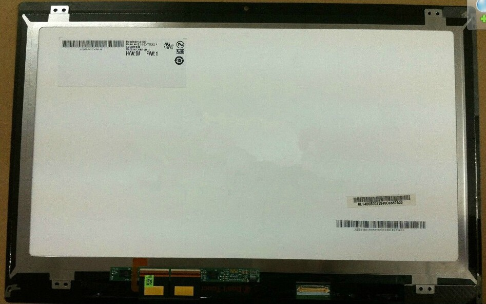 B140XTN02.4 assembly screen for acer v5 473