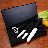 high quality ceramic knife 5pcs knife set EVA gift box pack