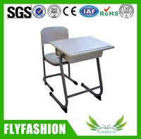 Wooden Single Student Desk Chair for Student