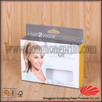 custom packaging boxes for hair product