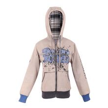 2018 winter New Custom Designed Fashion child Sleeveless Zipper Hoody