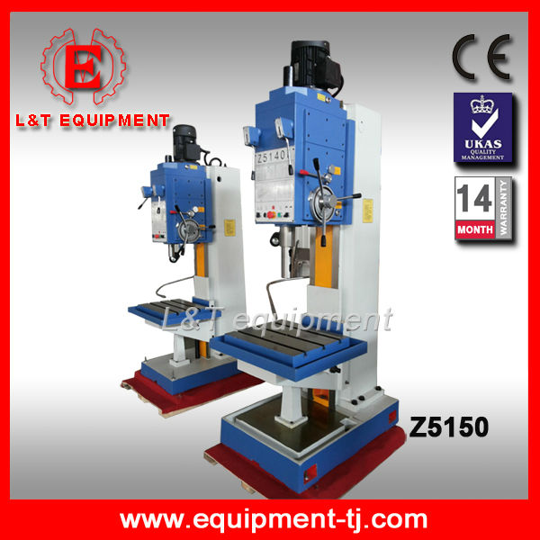 Z5140A Hot Sale China core/Multi Spindle Drilling Machine