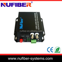 CCTV camera 2 Channel (NF-2V1D-T/R) Digital Fiber Optical Video Converter
