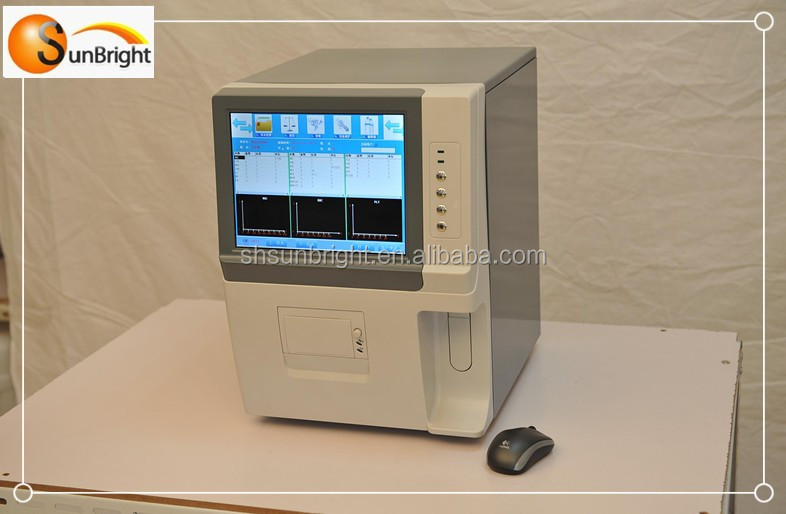 Animal Auto Hematology Analyzer Veterinary Hematology Analyze