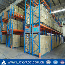 hot sell warehouse back to back pallet rack