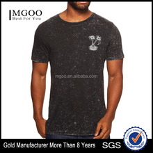 Stylish T-Shirt with Soft Cotton Front and Back Screenprint Tee from Apparel Wholesale Factory Distributor