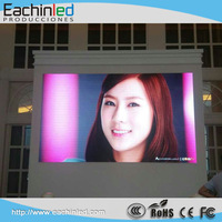 SMD outdoor P10 building led display advertising billboards