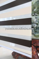 Wholesale of Zebra blinds /double color window blind product