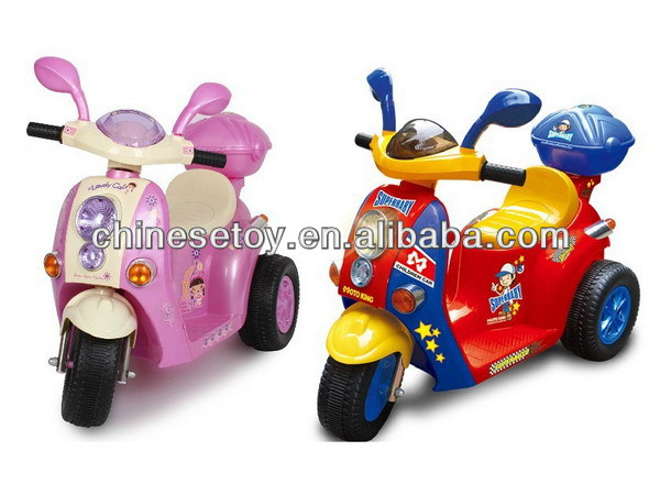 B/O Motorcycle Electric Kids Riding Car for Kids