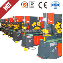 Q35Y Series punching machine technique, safety brake mechanic, safety cross belt