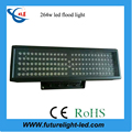 The latest design for long-distance outdoor 220 volt high lumen led flood light 32000 lumen