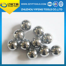 Tungsten carbide ball used for ball bearing