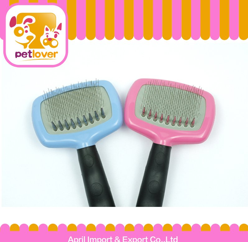 high quality steel brush pet grooming comb for dog cat