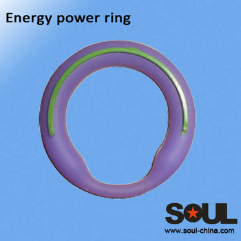 2014 wholesale negative ion energy power cock ring