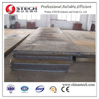 Good chemical property hot rolled steel ST37-3N DIN17100 steel plate