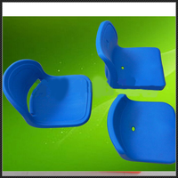 Manufacturer Stadium Plastic Chair Bleacher Chairs