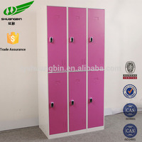 rfid lock six doors spa locker