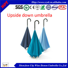 New Design Innovation Upside Down Umbrella / Inverted umbrella