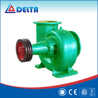 Belt Driven Centrifugal Mixed Flow Water Pump