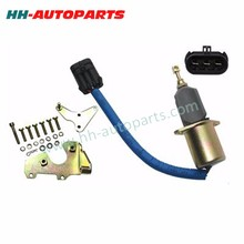 SA-4981-12 5016244AA Stop Solenoid, Fuel 12V Shutdown Solenoid for Truck Engine Parts 3800723 3931570