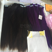 heze hair factory supplier the good quality european hair wholesale