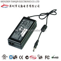 computer power supply laptop ac dc adapter with UL/CUL GS CE SAA FCC approved (2 years warranty)