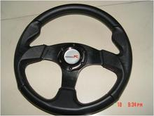320MM PVC or PU Racing Steering wheel -5128