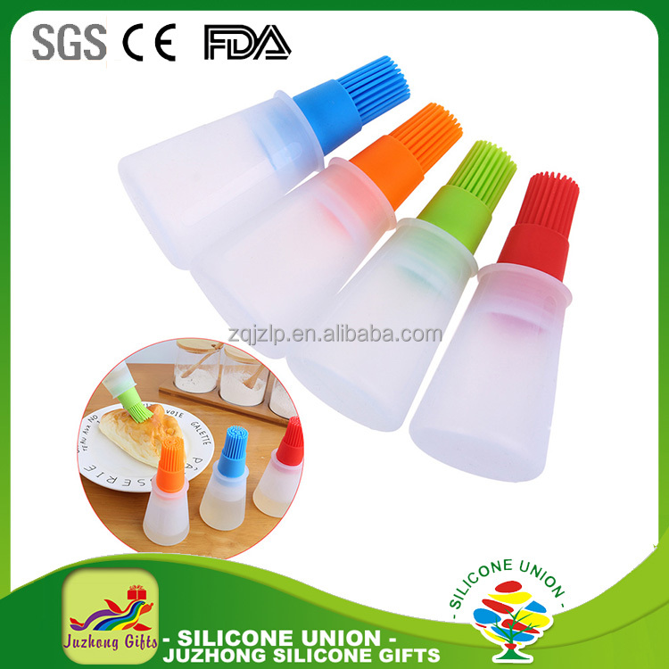 High Quality Silicone Pastry Brush Convenient Oil Pen Baking Tools For Cakes / Basting Cooking BBQ Tool