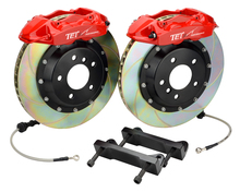 TEI Racing 7075 Aliuminum Calipers mechanical disc front and braking disc rotors