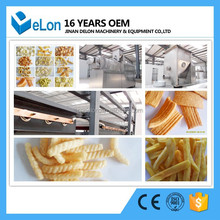 corn flakes snacks machine for wheat and corn rquipemnt
