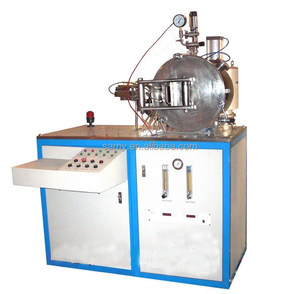 high vacuum sinter oven high temperature muffle furnace for labroatory