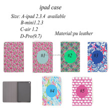 Wholesale Monogrammed Personalized Lilly Pulitzer Case for Ipad