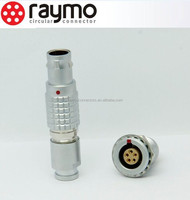 Fgg 1B 307 male circular push pull connector for red epic camera device