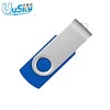 Promotional Gift Metal Swivel OEM USB Flash Drive 4GB 8GB 16GB Memory USB With Logo