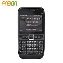 2017 Genuine E63 QWERTY Keypad Wifi 3G Camera Unlocked Mobile Phone