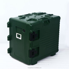 90L Plastic Mobile Insulated Food Pan Cabinet.