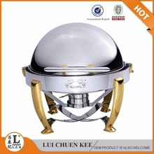 Economy kitchen equipment buffet serving chafer dishes